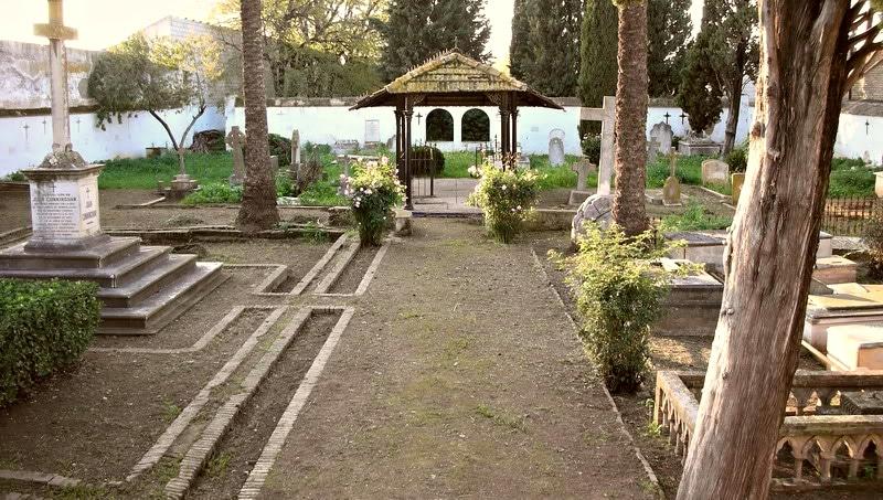 Lugares secretos: el cementerio de los ingleses de Sevilla