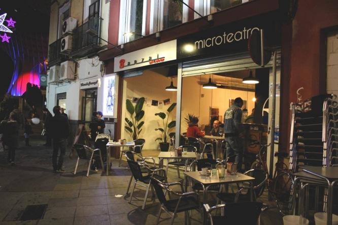 Microteatro por Dinero en Sevilla: pequeño espacio, gran experiencia