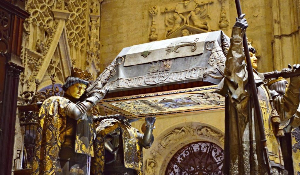 4 monumentos de Cristóbal Colón en Sevilla