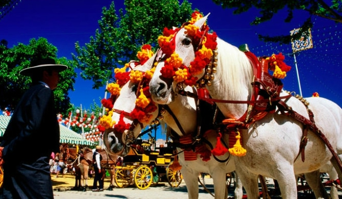 Test: ¿Cuánto sabes de la Feria de Abril de Sevilla?