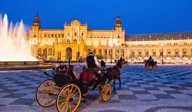 15 razones por las que Sevilla es la ciudad más romántica de España