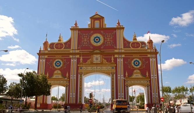 Las Portadas de la Feria de Sevilla desde el año 2001