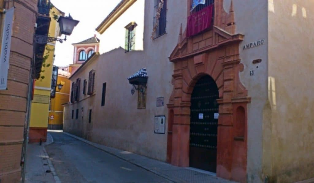 Curiosidades de Sevilla: el Hospital de los Viejos