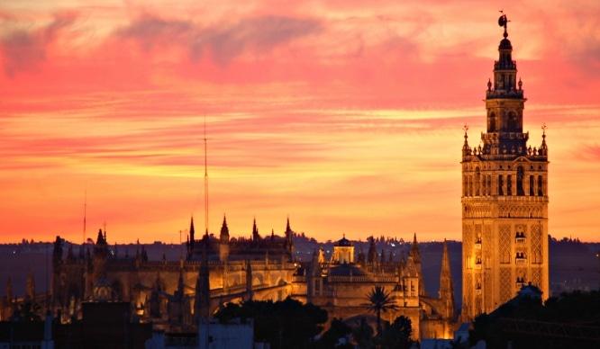 10 atardeceres en Sevilla que te dejarán sin palabras