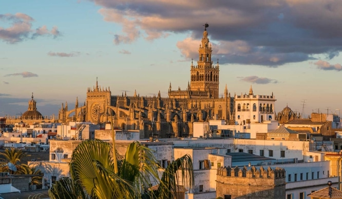10 fotos de Instagram que te harán amar Sevilla