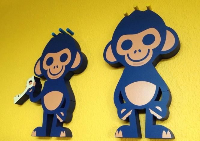 juego de monos sevilla