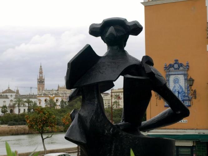 escultura juan belmonte