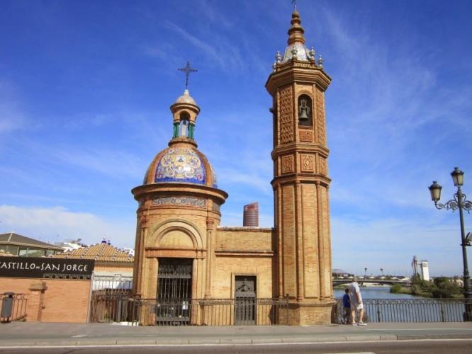 capilla del carmen sevilla