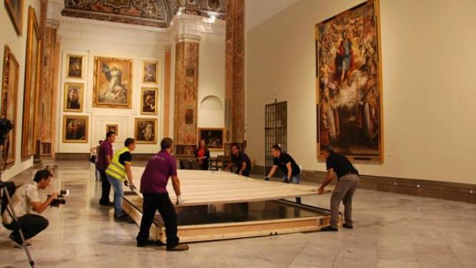 Un cuadro de Murillo vuelve a Sevilla después de dos siglos