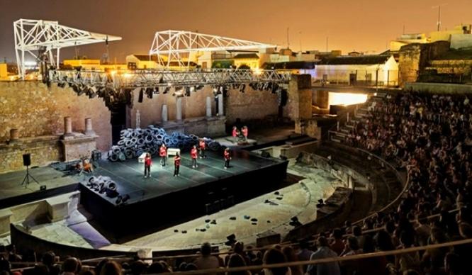 Danza y teatro en Itálica este verano