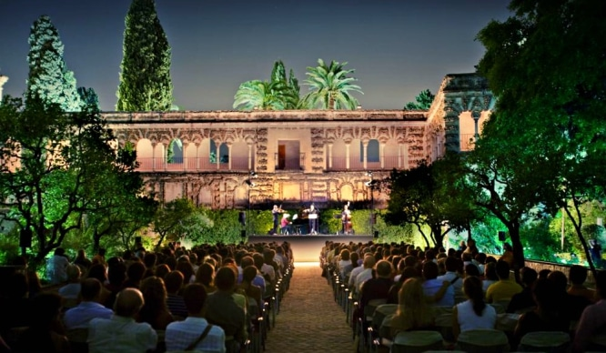 Conciertos gratis por el Día de la Música en Sevilla