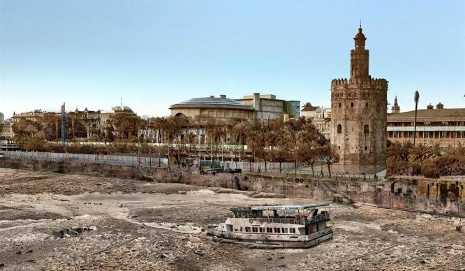 Sevilla podría ser así en unos años