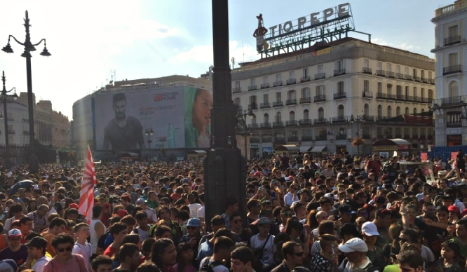 Madrid bate el récord mundial con la mayor quedada Pokémon