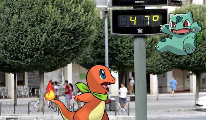 Crisis para Nintendo: los Pokémon abandonan Sevilla por altas temperaturas