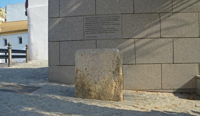 ¿Sabes por qué en Sevilla hay una piedra que llora?