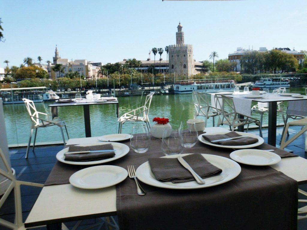 8 restaurantes de Sevilla para ocasiones muy especiales