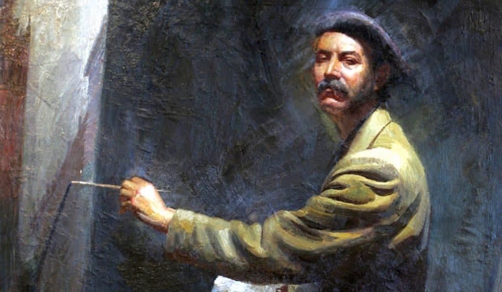 Amalio García del Moral: el artista sevillano que fue más allá de la Giralda