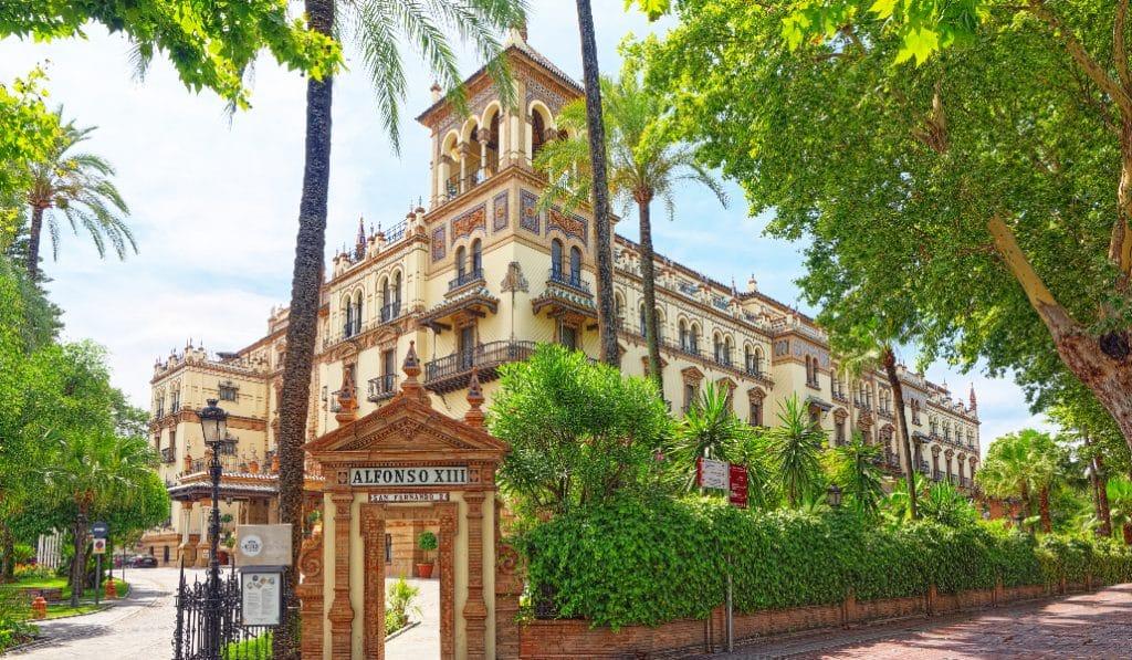 7 cosas que no sabías del Hotel Alfonso XIII