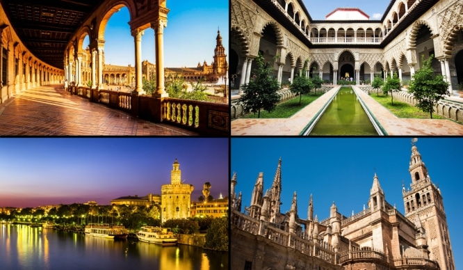 Ranking: ¡Vota el mejor monumento de Sevilla!