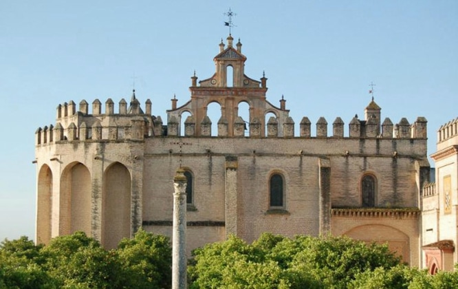 monasterio isidoro campo