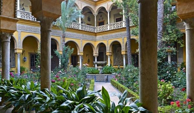 Test: ¿Reconoces los monumentos de Sevilla por su interior?