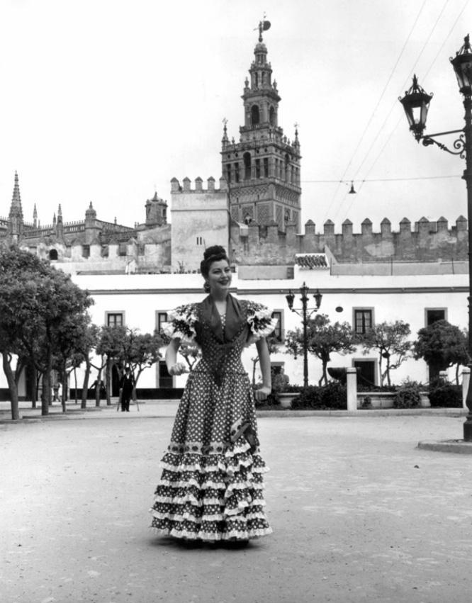 Ava Gardner Sevilla