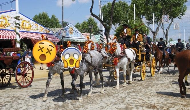 La consulta de la Feria de Abril es récord de participación ciudadana en España