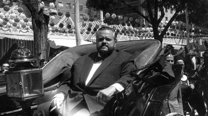 Orson Welles Sevilla