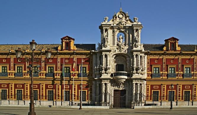 7 imágenes que te muestran el interior del Palacio de San Telmo