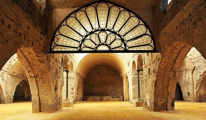 Las Reales Atarazanas de Sevilla serán un escenario de Juego de Tronos