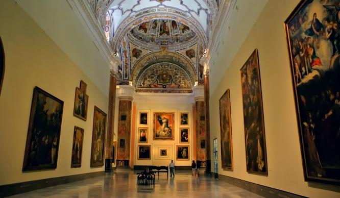 ¿Reconoces estos cuadros del Museo de Bellas Artes de Sevilla?