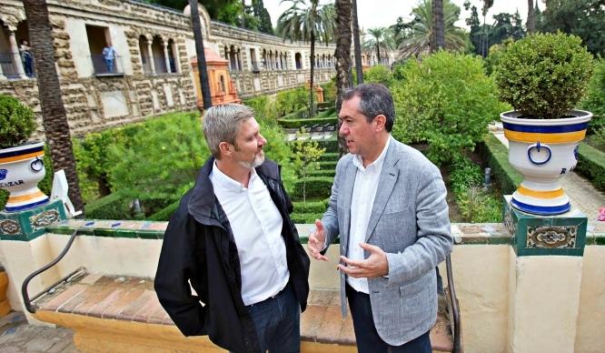 Espadas quiere subir el precio del Real Alcázar