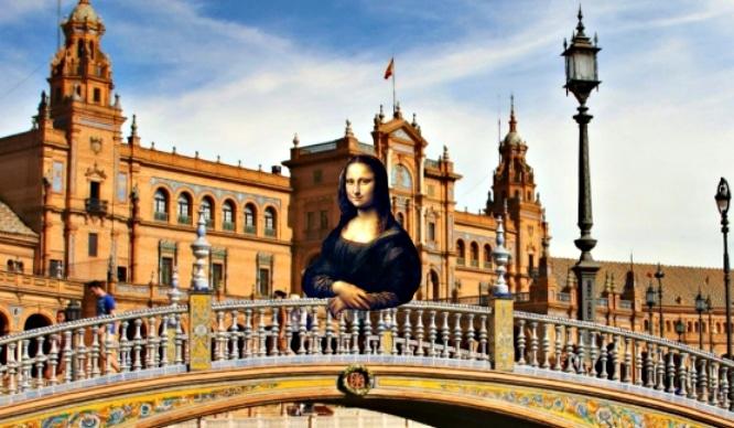 La idea de 'El código Da Vinci' surgió… ¡en Sevilla!