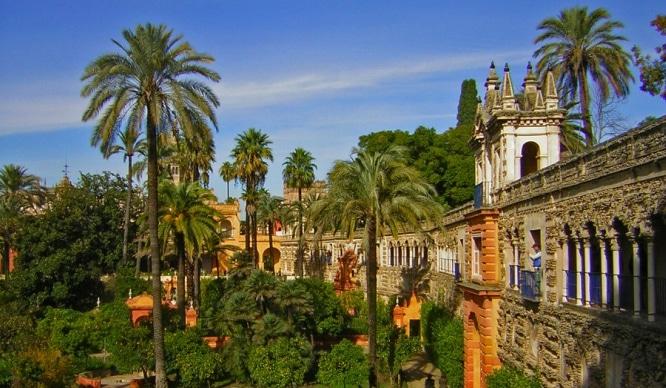 Guía para ver los monumentos de Sevilla gratis