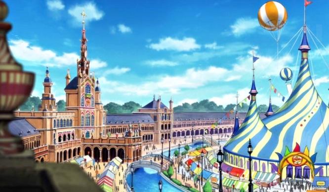 ¡Se estrena un anime ambientado en Sevilla!