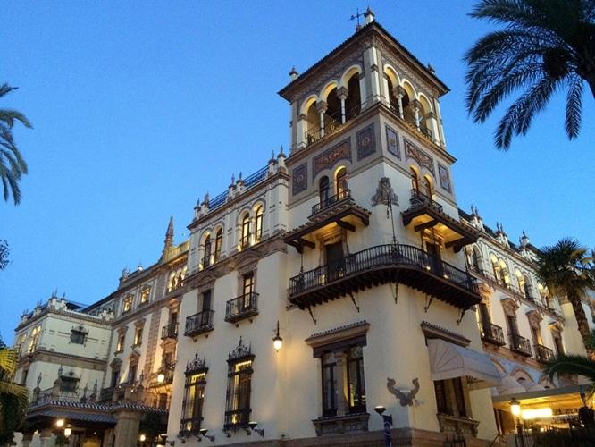 hotel alfonso XIII sevilla