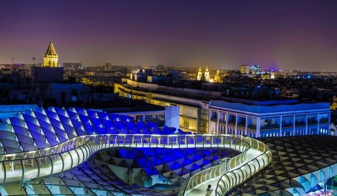 15 imágenes de Roxa Claraco: la fotógrafa que consigue sacar lo mejor de Sevilla