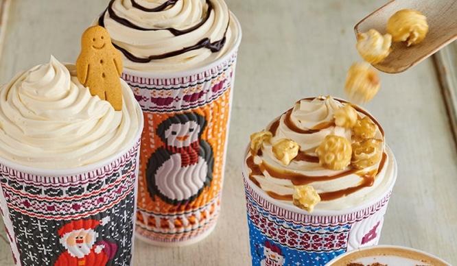 Costa Coffee: que nadie como tú me sabe hacer café
