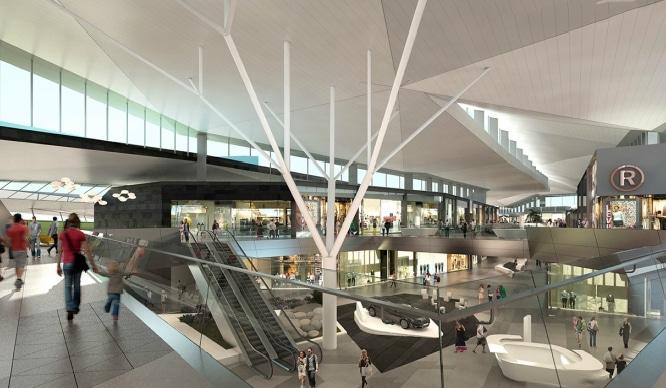 El centro comercial más grande de España estará en Sevilla y tenemos las primeras imágenes