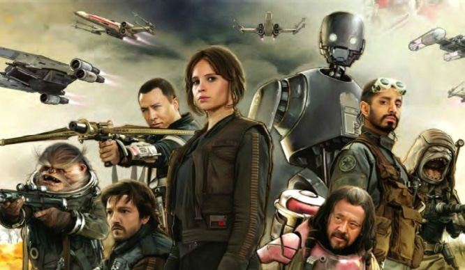 Narcos, nazis y rebeldes de la galaxia: estrenos de cine del 16 de diciembre