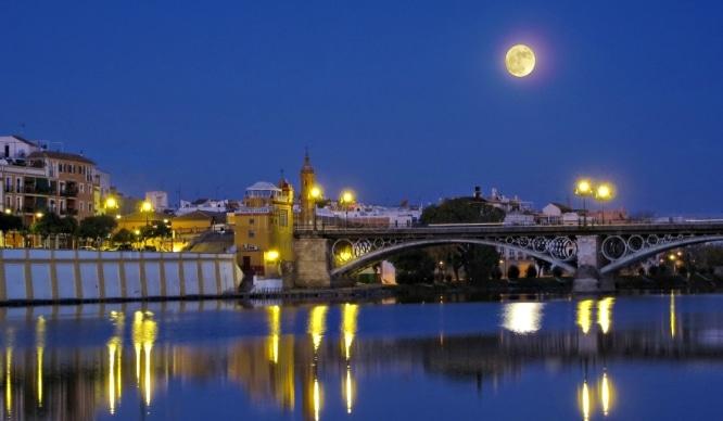 Esta noche tendremos la Luna llena más grande de los últimos 70 años