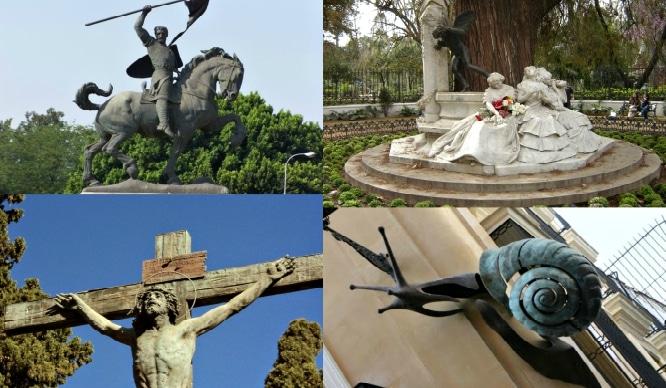 ¡Vota por tu escultura sevillana favorita!