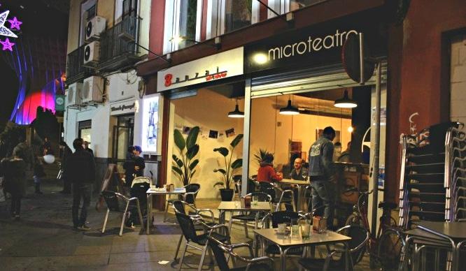 Esta noche Microteatro Sevilla vuelve a abrir sus puertas