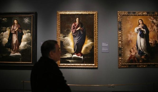 La exposición del año: Velázquez. Murillo. Sevilla