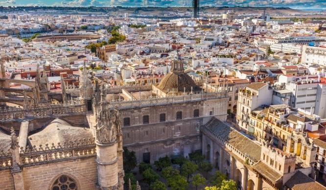Sevilla es nombrada la 6ª Mejor Ciudad Europea