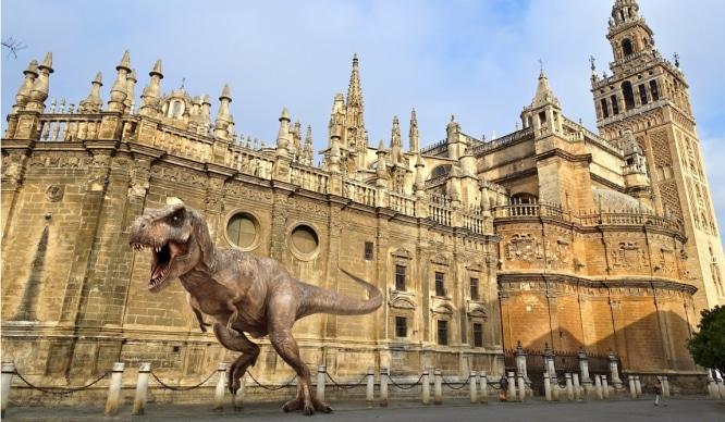 ¡Temblad sevillanos! 'Expo Jurásico' llega a Sevilla
