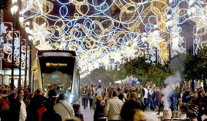 Sevilla es una de las ciudades más baratas para pasar la Nochevieja