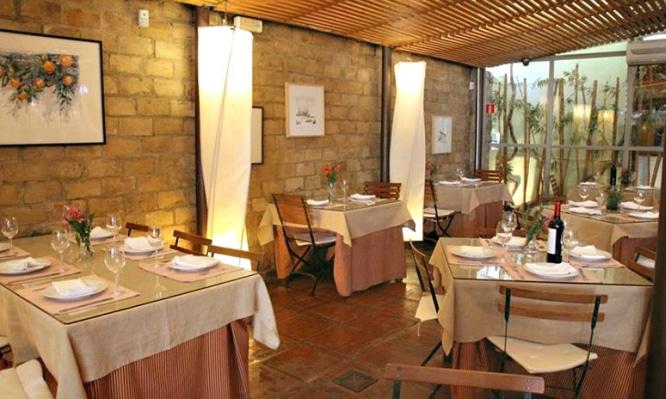 restaurante doña clara sevilla