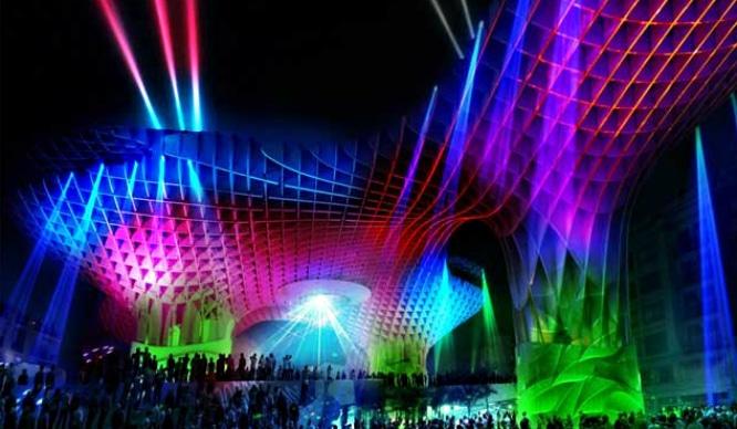 Este lunes se presenta 'Alumbra Sevilla'