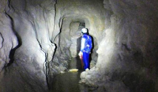 Se descubre una red subterránea romana en Carmona